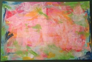 Background Spread Fauvist Pink © Wendy Journalista