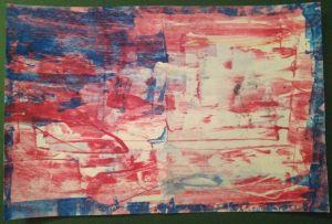 Background Spread Fourth Of Julyish © Wendy Journalista